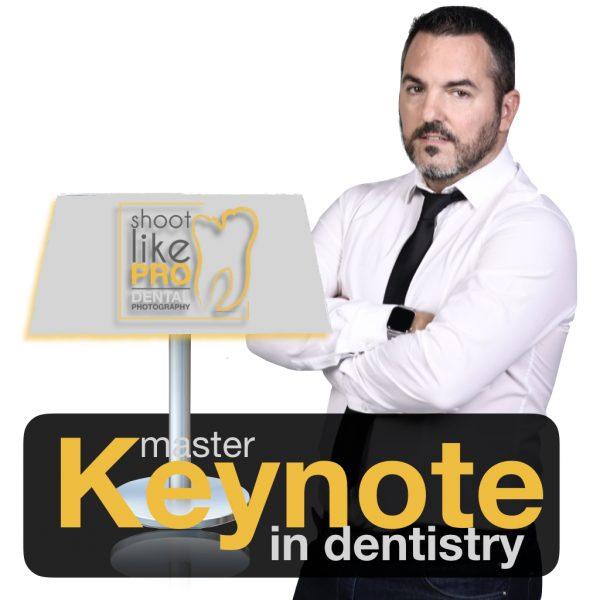 Keynote in dentistry online course