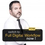 FDW full digital workflow clinical course