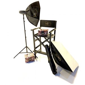 Dental photography studio kit