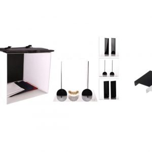 Photo Cube KIT for dental laboratory