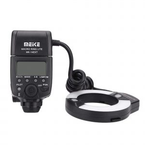 Meike Ring flash MK-14EXT for Nikon
