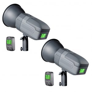 Twin Studio Flash Wireless PRO