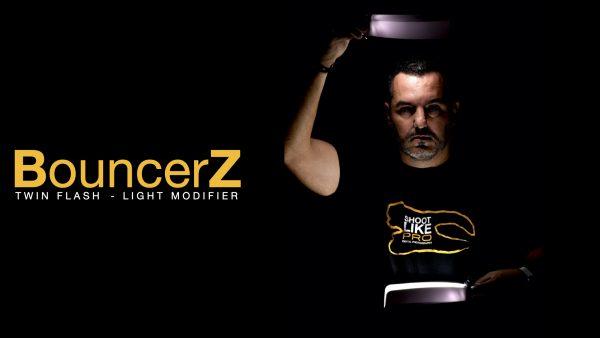 BouncerZ Twin flash light modifier