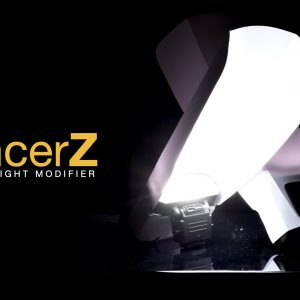 BouncerZ Twin flash light modifier