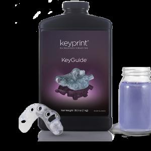 KeyGuide Keyprint resin