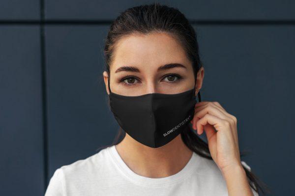 slow dentistry mask