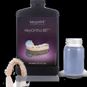KeyOrthoIBT Keyprint resin