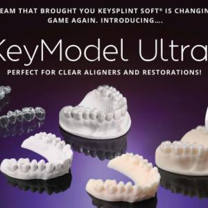 KeyModelUltra Keyprint resin