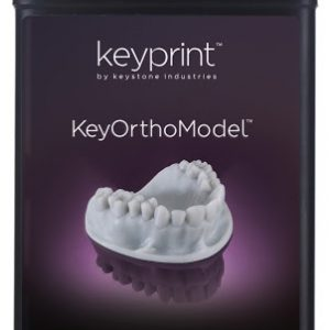 KeyOrthoModel Keyprint resin