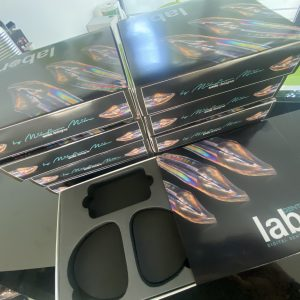 laboratory box